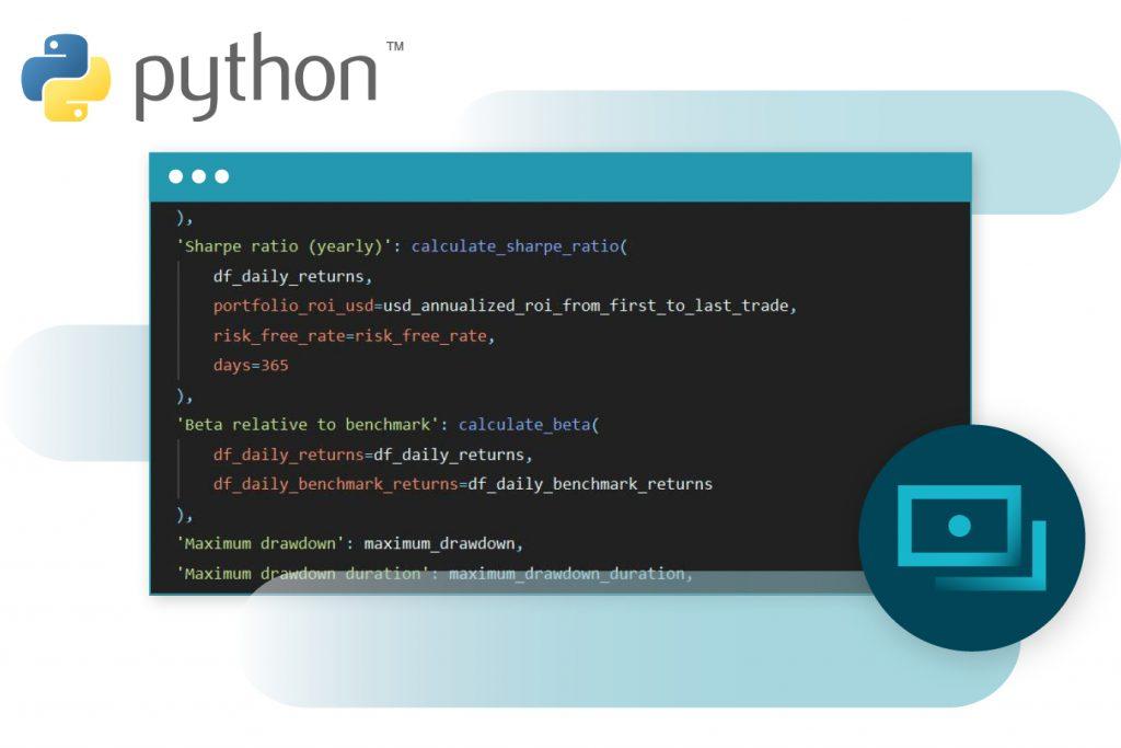 Code Example for Blocksize Quant SDK