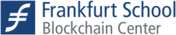 Logo of Frankfurt School Blockchain Center